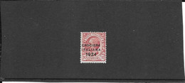 Italia 1924 Crociera 10 Ct. La Rara Varietà Dei 4 Puntini Anzichè 1. Nuovo**mnh, Freschissimo (Sassone 162c) (ref 1591f) - Nuovi