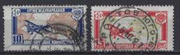 Rusland   Y/T   Luchtpost  LP  18  / 19   (O) - Usati