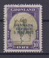 Greenland 1945 - Michel 20 Used - Gebraucht