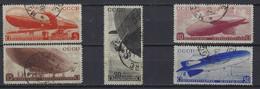 Rusland   Y/T   Luchtpost  LP  33 / 37  (O) - Usati
