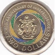 Solomon Islands - 2 Dollars 2018 - UNC - Solomon Islands