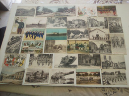 BEAU LOT  DE 450 CARTES POSTALES ANCIENNES  MILITARIA – GUERRE 14 /18 - 100 - 499 Postcards