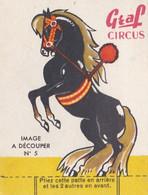 IMAGE  --  CIRQUE  --  GRAF  CIRCUS  --  N°  5 - Circo