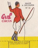 IMAGE  --  CIRQUE  --  GRAF  CIRCUS  --  N°  16 - Circo