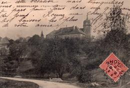 DESERVILLERS  L'église - Otros Municipios