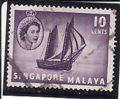 Singapore Malaya, Used - Singapour (1959-...)