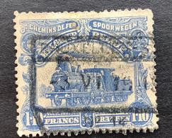 TR72 Gestempeld BRUXELLES S(UD) NR 14 - 1915-1921