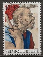 BELGIQUE: Obl., N° YT 1507, TB - Usati