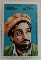 Afghanistan 2002 Commandant Massoud Yvert 1549 * MH - Afghanistan