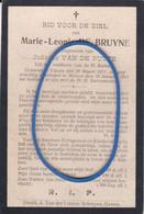 DP Mariie-Leonie DE BRUYNE Vurste 1871-1911 Melsen (echtg.Van De Putte) - Religione & Esoterismo
