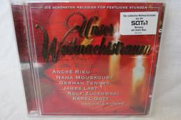 """CD """"Unser Weihnachtstraum"""" Die Schönsten Melodien Für Festliche Stunden - Canzoni Di Natale"""