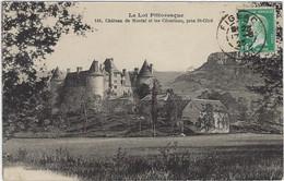 46  Montal  Environs De Saint Cere -  Le Chateau De Montal Et Les Cesarines - Altri Comuni