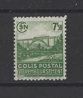 FRANCE.  YT  Colis Postaux N° 180  Neuf **  1941 - Neufs