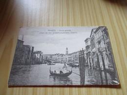 CPA Venezia (Italie).Canal Grande Preso Da Ca' Garzoni E Palazzo Tiepolo. - Venezia