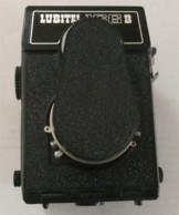 Appareil Photo Ancien LUBITEL 166B Avec Sacoche Poids De L'objet 690g - Macchine Fotografiche