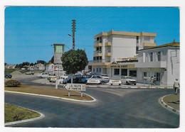 L'Aiguillon Sur Mer - Le Nouveau Rond-point Et L'hôtel Du Port - Otros Municipios