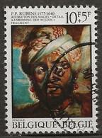 BELGIQUE: Obl., N° YT 1814, TB - Usati
