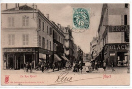 Niort- La Rue Ricard - Niort