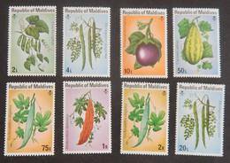 """MALDIVES  NEUFS**MNH """"LEGUMES"""" ANNEE 1976 - Maldives (1965-...)"""