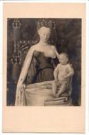 ANVERS, Musée Royal Des Beaux-Arts J. FOUQUET La Vierge à L'enfant - Museum