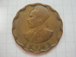 Ethiopia 25 Cents 1936 (1943/44) - Ethiopia