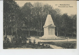 MALESHERBES - Monument Aux Morts - Malesherbes
