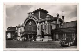 Carte Postale Moderne - Petit Format - Circulé - Dép. 17 - ROCHEFORT Sur MER - La Gare - Cassures En Bas - Rochefort