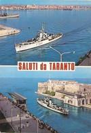 1121 - Taranto – Saluti Da Taranto – Vedutine - Taranto