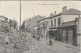 TIARET Rue Bugeaud - Tiaret