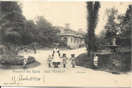 MONDORF LES BAINS Le Parc - Mondorf-les-Bains