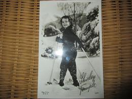 Carte Postale Célébrité ShirleyTemple - Non Classificati