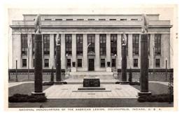 Indiana Indianapolis   National Headquarters American Legion - Indianapolis