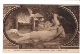 CHANTILLY, Musée Condé,  Baudry, Venus Jouant Avec L'Amour - Museum