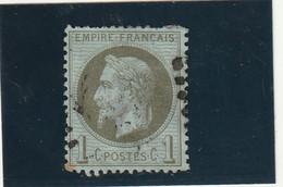 ///    FRANCE  ///     Napoléon III - Lauré N° 25 Côte 25€ Bronze Ou Olive - 1863-1870 Napoleon III With Laurels