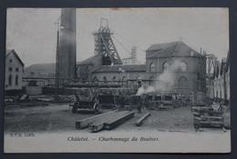 Châtelet - Charbonnage Du Boubier - D.V.D. 11379 - 1900 !! - Châtelet