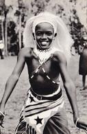 RUANDA - Jeune Danseur Mututsi - Ruanda-Urundi