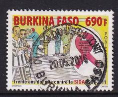 Burkina Faso 2011, 690 Francs, Health, Minr 1945 Vfu - Burkina Faso (1984-...)
