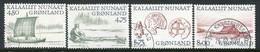 GREENLAND 1999 Arctic Vikings I  Used.  Michel 339-42 - Gebraucht