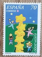 Espagne - YT N°3274 - EUROPA - 2000 - Neuf - 1991-00 Nuevos & Fijasellos