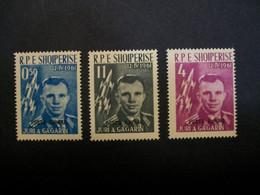 1962 ALBANIA AIRMAIL FINE MINT STAMPS(**MNH) - Sammlungen (im Alben)