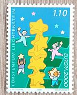 Liechtenstein - YT N°1175 - EUROPA - 2000 - Neuf - Nuevos