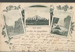 07 04 A/B//  1900 KVEDJA FRA BINGVOLLUM - Islanda