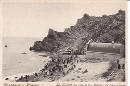 ERQUY - La Pointe Du Cap Et La Station De Sauvetage - Erquy