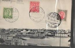 07 04 C/D/   REYKJAVIK   1904 - Islanda