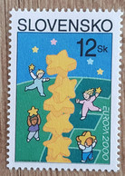 Slovaquie - YT N°321 - EUROPA - 2000 - Neuf - Unused Stamps