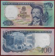 Portugal 100 Escudos 1978 Pick 169b Unc (NT#01) - Portogallo