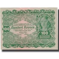 Billet, Autriche, 100 Kronen, 1922, 1922-01-02, KM:77, NEUF - Austria