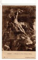 ANVERS  Cathédrale,  RUBENS L'Elevation De La Croix - Museum