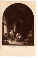 GRAVENHAGE Mauritshuis Gerard Dou, De Jonge Moeder - Museum