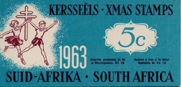 AFRIQUE DU SUD 1963 ** CARNET - Booklets